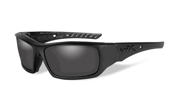 WX Arrow - Black OPs - Matte Black, Smoke Grey Lenses 62-16 100