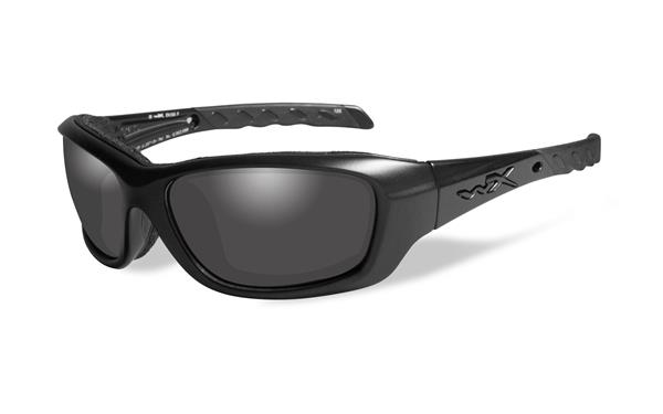 WX Gravity Black OPs - Matte Black, Grey Lenses CCGRA01