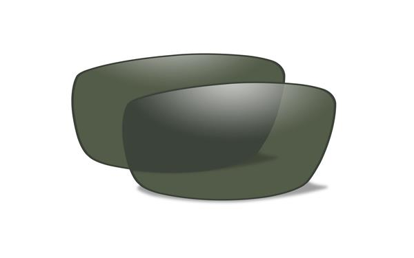 WX Polarized Green Lenses