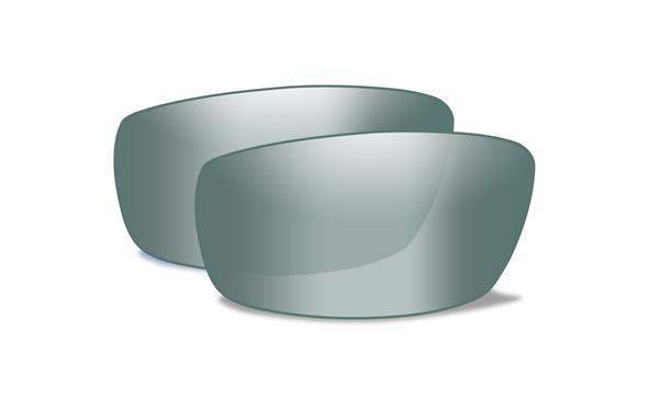 WX Polarized Platinum Flash Mirror 76