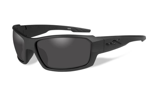 WX Rebel - Black OPs - Matte Black, Smoke Grey Lenses 80 65-18