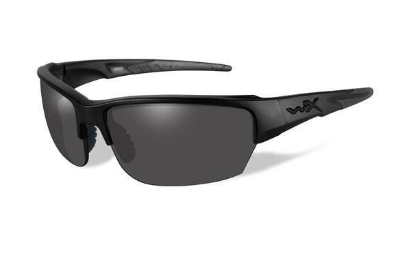 WX Saint - Black OPs - Matte Black, Smoke Grey Lenses 75 68-16