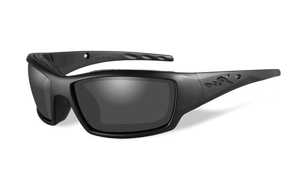 WX Tide - Black OPs - Matte Black, Smoke Grey Lenses 100 67-18