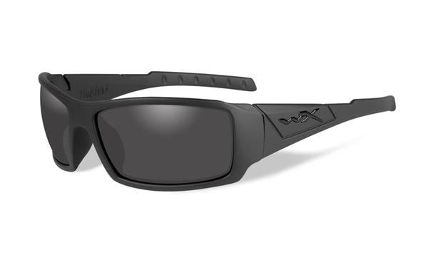 WX Twisted - Black OPs - Matte Black, Smoke GreyLenses 80 65-17