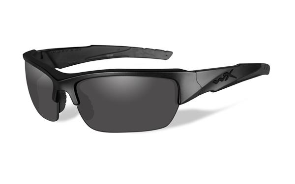 WX Valor - Black OPs, Matte Black, Polarized Smoke Grey Lenses 130 70-18
