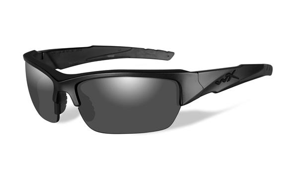 WX Valor - Black OPs, Matte Black, Smoke Grey Lenses 75 70-18